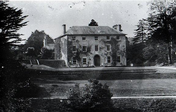 Castell Malgwyn mansion